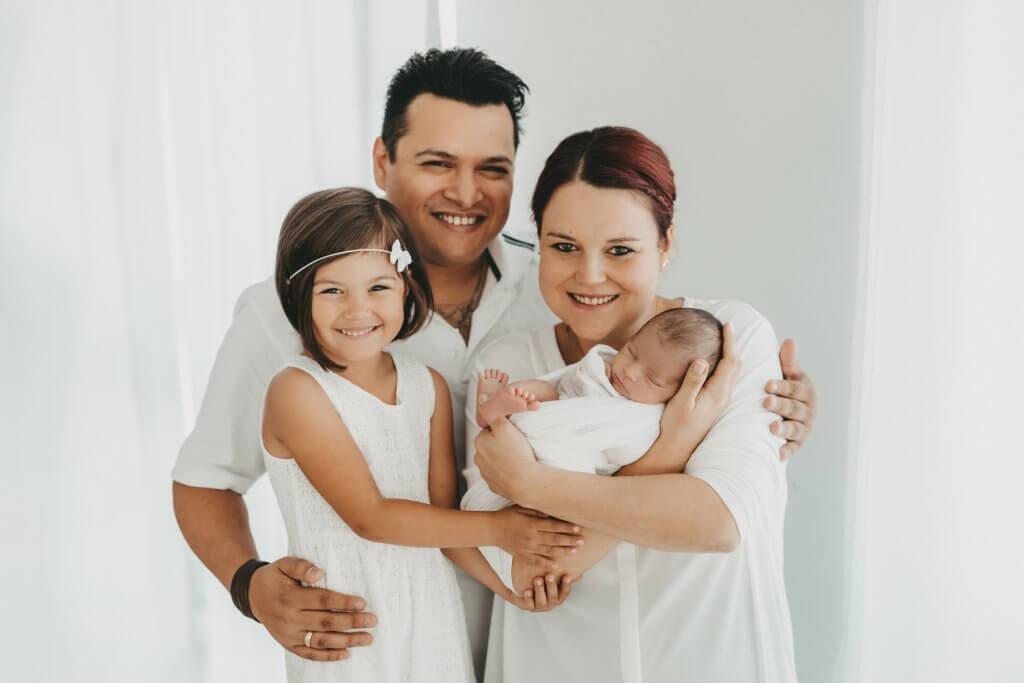 Familienbilder Frankfurt Familienbild mit Geschwisterlichen